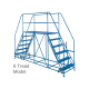 Double Sided Access Platform BC3333